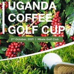 Uganda Golf coffee Cup