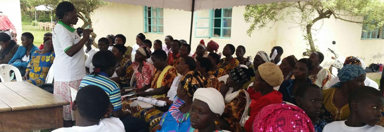 Partner with IWCA Uganda Chapter